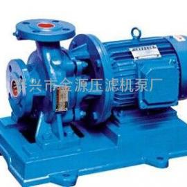 销售ISW卧式管道泵 无堵塞管道污水泵 IHG管道离心泵