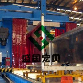 铝合金车厢机器人焊接系统,铝合金车厢机器人焊接工作站