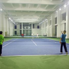 室内网球馆LED照明�艟�