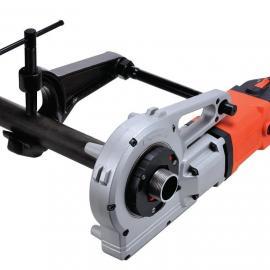 特轻型2寸电动套丝机 PT600台湾AGP电动套丝机