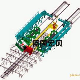 钢梁机器人焊接工作站,H型钢机器人焊接工作站
