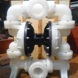 PP气动隔膜泵