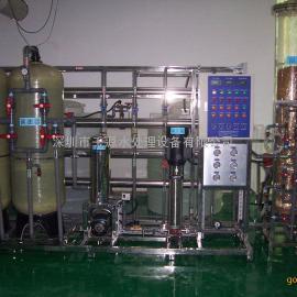 1吨全自动试验室电路版液晶电镀光学企业用高纯水机