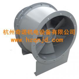 生产SJG-2.0F鼓形风筒管道斜流风机 可订做防爆防腐