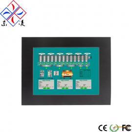 12寸12.1寸凌动超薄触摸屏工业平板电脑一体机