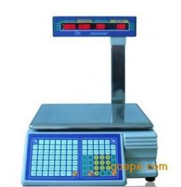 厂家直销大华TM-Ab系列条码称 面包店标签秤