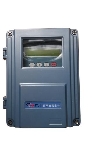 超声波流量计湖南外缚式安装非接触测量高温腐蚀液体厂家直销