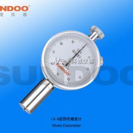 山度LX-A邵氏硬度计单针