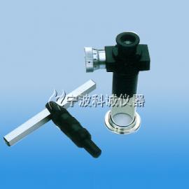 华银HBC型锤击式布氏硬度计