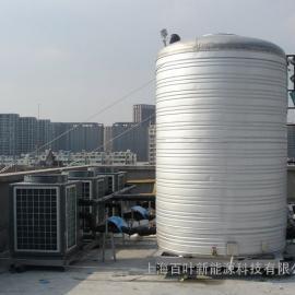 空气源热泵热水工程上海安装