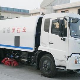 东风天锦双排清扫车