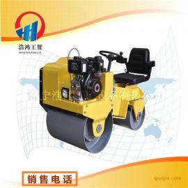 山东厂家年前大促销自行式压路机 座驾式压路机返修率为0