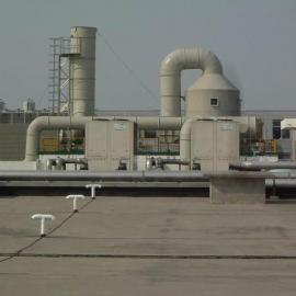 酸雾净化塔,酸雾净化器,PP酸雾净化塔