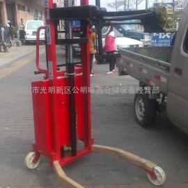 COT0.35惠州油桶升高倒料车