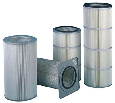 化工行业耐高温除尘滤筒