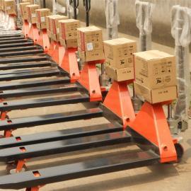 2吨防爆电子叉车秤,3吨电子叉车秤