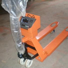 1吨带打印电子叉车秤,防爆电子叉车秤厂家