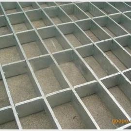 污水处理厂工作平台脚踏钢板网