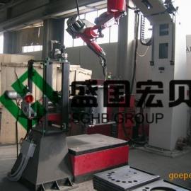 锅炉管板机器人K-TIG焊接工作站,K-TiG高效焊机