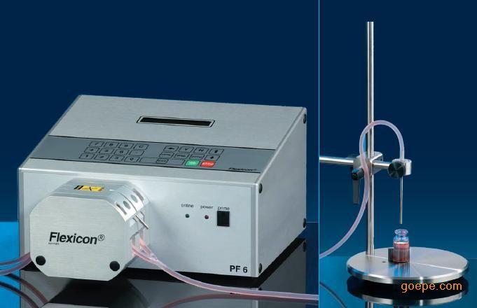 PF6蠕动泵无菌灌装机