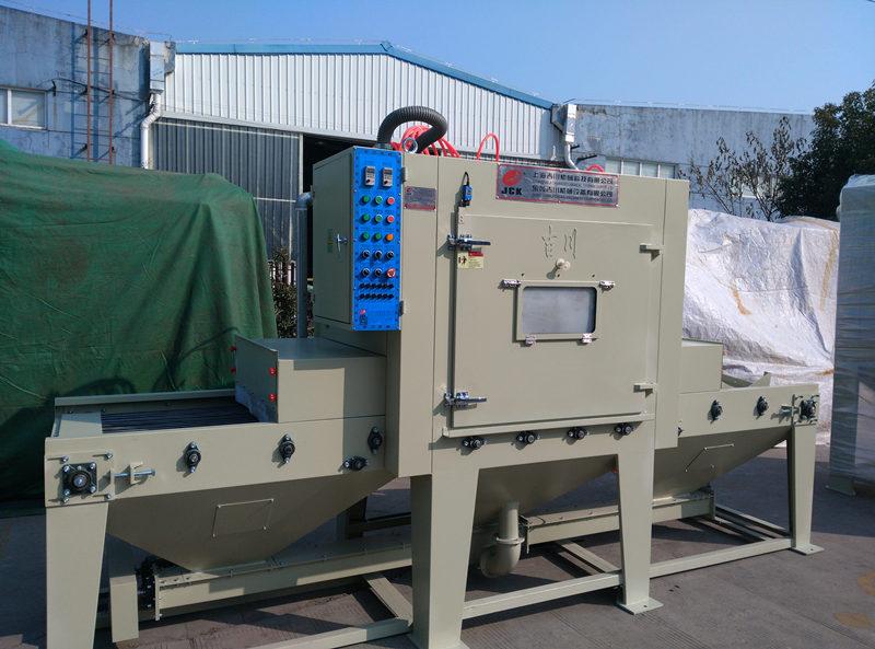 医疗器材专用水喷砂机