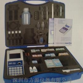 便携式水质应急检测箱水质采样应急分析检测