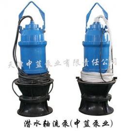 中蓝大流量潜水轴流泵