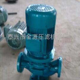 ISG(ISW)管道增压泵