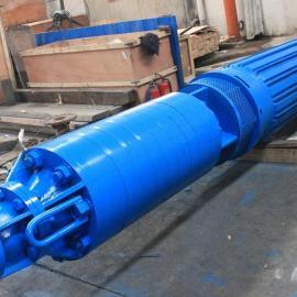 ZPQK自平衡矿用潜水泵 矿井专用潜水泵 高压矿用潜水泵