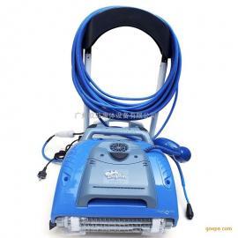 海豚M3游泳池清洁机