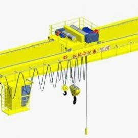 供应电厂用低净空桥式起重机 河南卫华纽科伦起重 厂家直销