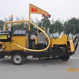 沥青路面灌缝机|自行牵引两用