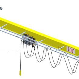 供应HD型电动单梁桥式起重机 河南卫华纽科伦起重 厂家直销