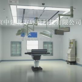 恒温、恒湿、恒压、层流净化手术室