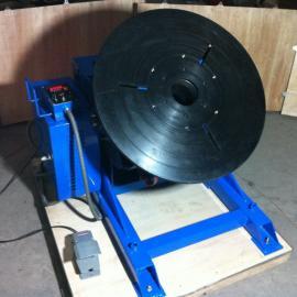 山东自动氩弧焊 焊接变位机自动焊接变位机30公斤