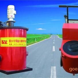 沥青热熔釜|灌缝机热熔釜