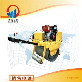 精品推荐 手扶式单轮压路机 质量稳定规格齐全