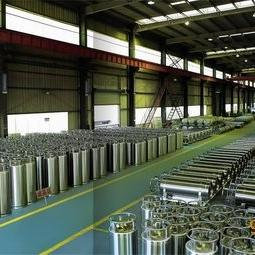 低温深冷液体储罐数字化生产线,LNG储罐K-TIG焊接线