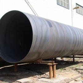 螺旋管价格630*6螺旋钢管/大口径螺旋管加工厂