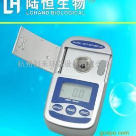 北京陆恒数显糖度计0-95%折光仪浓度反光仪