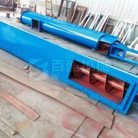 新乡百盛螺旋输送机|GX管式螺旋给料机|螺旋输送机专业厂家
