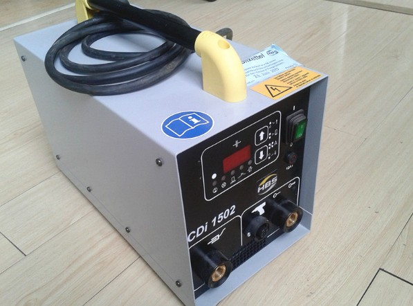 德国HBS螺柱焊机/CD储能式螺柱焊机/螺栓焊机CDi1502
