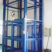 中山导轨式升降货梯 阁楼载货电梯 链条式液压升降机定做