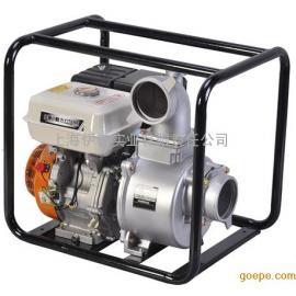 4寸便携式汽油水泵-消防泵
