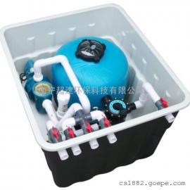 游泳池地埋式一体机、游泳池循环水设备
