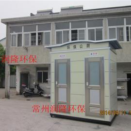 批发深圳 广州双人位流动厕所 东莞厂家制造