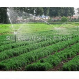 农作物喷淋灌溉工程