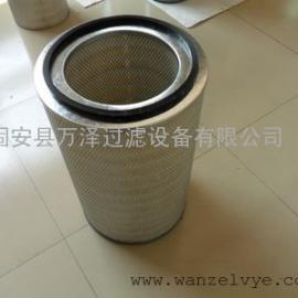 3275钢厂空压机除尘滤筒 材质不同价格可议
