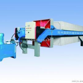 内蒙洗煤厂全自动压滤机