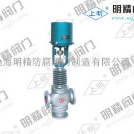 电子式三通分(合)流电动调节阀ZRSF(H)